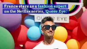Queer Eye's Tan France Admits He Bleached His Skin at Age 10 [Video]