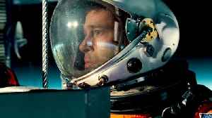 Ad Astra with Brad Pitt - Official Trailer [Video]