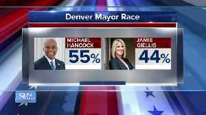 Denver mayoral runoff election - 8:30 p.m. update [Video]