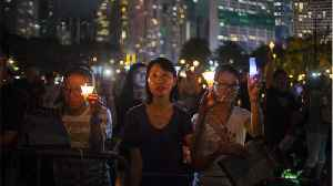 Hong Kong holds candlelight vigil to mark Tiananmen Square's 30th anniversary [Video]