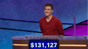 27-Year-Old Woman Beats Reigning 'Jeopardy!' Champ [Video]