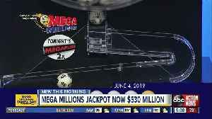 Mega Millions jackpot grows to $530 million for June 7 drawing [Video]