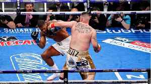 Anthony Joshua denies rumors about his loss [Video]
