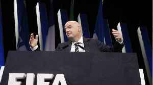 FIFA Prez Gianni Infantino wins uncontested race [Video]