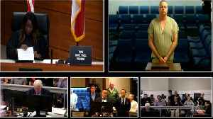 Ex-deputy appears in court on Parkland charges [Video]