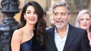 George and Amal Clooney are inviting you to lunch in Lake Como [Video]