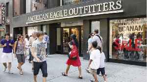 American eagle soars with the help of aerie brand sales [Video]