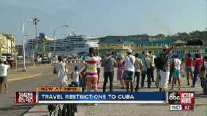 Trump administration puts new restrictions on Cuba travel [Video]