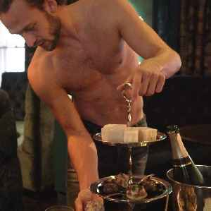 A Magic Mike Tea Room has opened in London [Video]