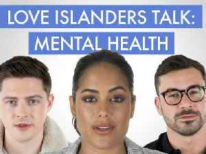 Former cast of Love Island talks about mental health [Video]