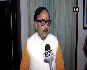 It has to be the fate of selfishness alliance Mahendra Pandey over SP BSP breakup [Video]
