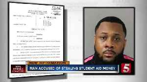 Former TSU admissions employee accused of stealing federal student aid money [Video]