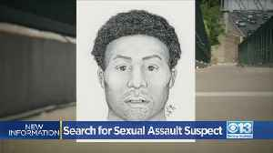 Search On For Sexual Assault Suspect [Video]