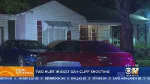 Drive-By Shooting Leaves 2 Wounded In Dallas [Video]