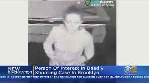 Search For Brooklyn Shooting Person Of Interest [Video]