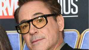 Robert Downey Jr. Launching New Tech Initiative To Help Environment [Video]