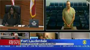 News video: Scot Peterson Makes First Appearance In Bond Court