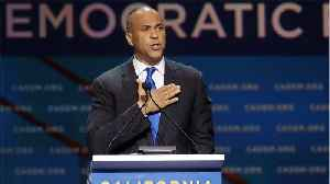Cory Booker Debuts Housing Plan [Video]
