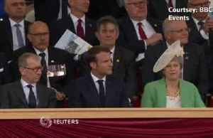 World leaders gather to observe D-Day commemorations [Video]