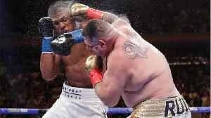 Anthony Joshua Denies Rumors Of Panic Attack Prior To Knockout Loss [Video]