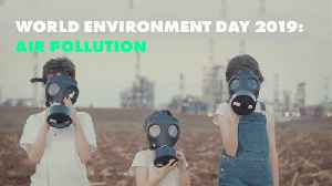 News video: Air pollution… And happy World Environment Day!