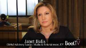 EY's Balis Reflects On Unification Versus Competition, Changing TV Landscape [Video]