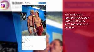 Bella Thorne and Benjamin Mascolo confirm romance with racy snap [Video]