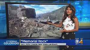 Colorado Boulder That Fell On Highway Will Be A New Landmark [Video]