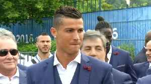 Cristiano Ronaldo rape lawsuit dropped [Video]