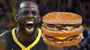 Draymond Green Was FORCED To Lose Weight After Being Called FAT By Warriors GM [Video]