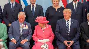 Donald Trump's False Claims And Fake Stories About Connections To The British Royal Family [Video]