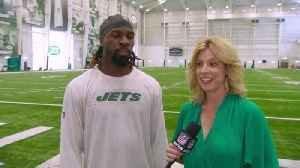 New York Jets linebacker C.J. Mosley shares how he and safety Jamal Adams lead Jets' defense [Video]