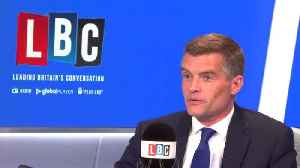Makr Harper Tells LBC He Doesn't Know Why The PM Didn't Give Him A Cabinet Job [Video]