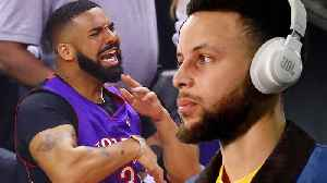 Steph Curry Blames HIMSELF For Blowing 3-1 Lead And REVEALS How Drake RUINED This Surprise! [Video]