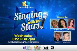 Neighbors For Neighbors Singing With The Stars Takes Place June 12 [Video]