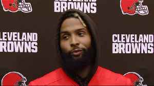 Cleveland Browns wide receiver Odell Beckham Jr.: 'Two years ago there was a possibility of me being traded' [Video]