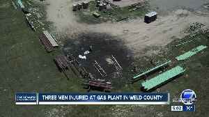 3 oil and gas contractors burned in flash fire at northern Weld County site [Video]