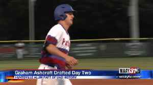 Graham Ashcraft drafted by Reds [Video]