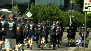 Special Olympics athletes, police take part in annual Torch Run [Video]