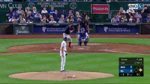 News video: royals lose game one to red sox