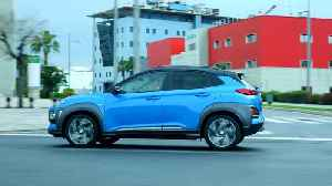 All-New Hyundai Kona Hybrid Trailer [Video]