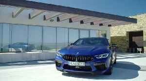 The all-new BMW M8 Competition Coupe [Video]