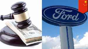 Ford slapped with $23.6 million fine in China [Video]