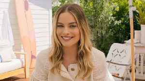 Margot Robbie on Australia, Her Acting Process, and Playing Sharon Tate [Video]