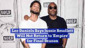 Lee Daniels Confirms Jussie Smollett No Longer In Empire [Video]