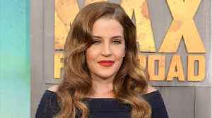 Lisa Marie Presley Writes About Her Opioid Addiction [Video]