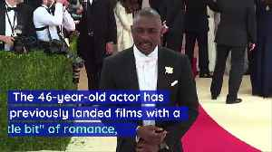 Idris Elba 'Really Wants' to Star in a Romantic Comedy [Video]