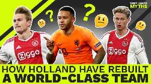 De Ligt, De Jong and Depay: Holland's New World-Beaters? | Three Minute Myths [Video]