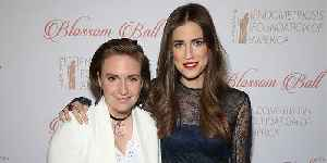 Watch! Did Former 'Girls' Costars Allison Williams And Lena Dunham Have A Falling Out? [Video]