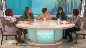 The Talk - Jameela Jamil Calls Out Media For Unfair Portrayal; 'It's really racist' [Video]